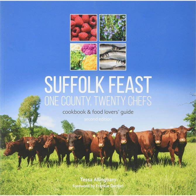 Suffolk Feast 2: One County, Twenty Chefs: Cookbook and Food Lovers' Guide (Paperback)