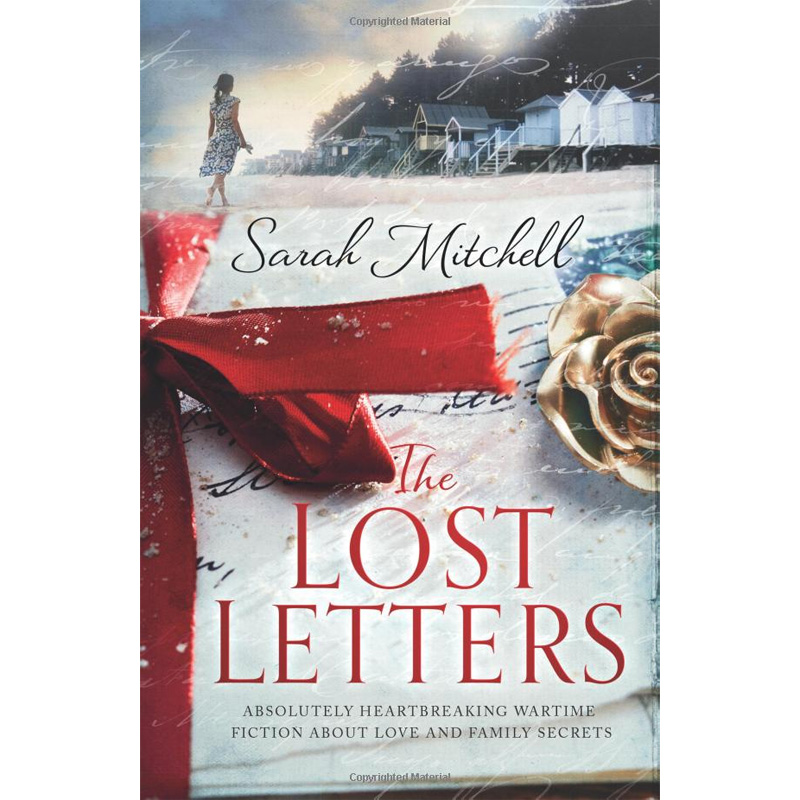 An image of Lost Letters By Sarah Mitchell (Paperback)
