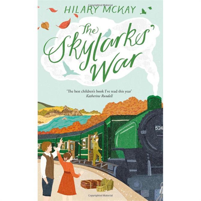 The Skylarks' War by Hilary McKay (Paperback)