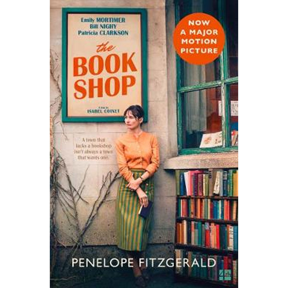 An image of The Bookshop By Penelope Fitzgerald (Paperback)