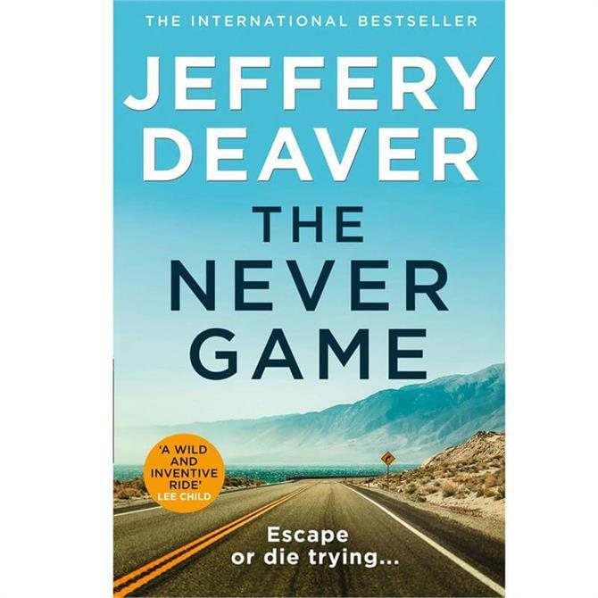 The Never Game By Jeffery Deaver (Hardback)