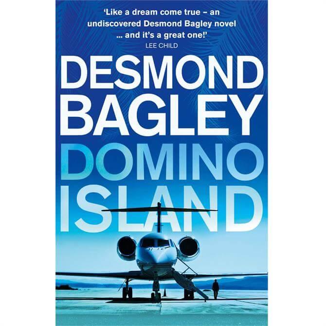 Domino Island By Desmond Bagley Hardback