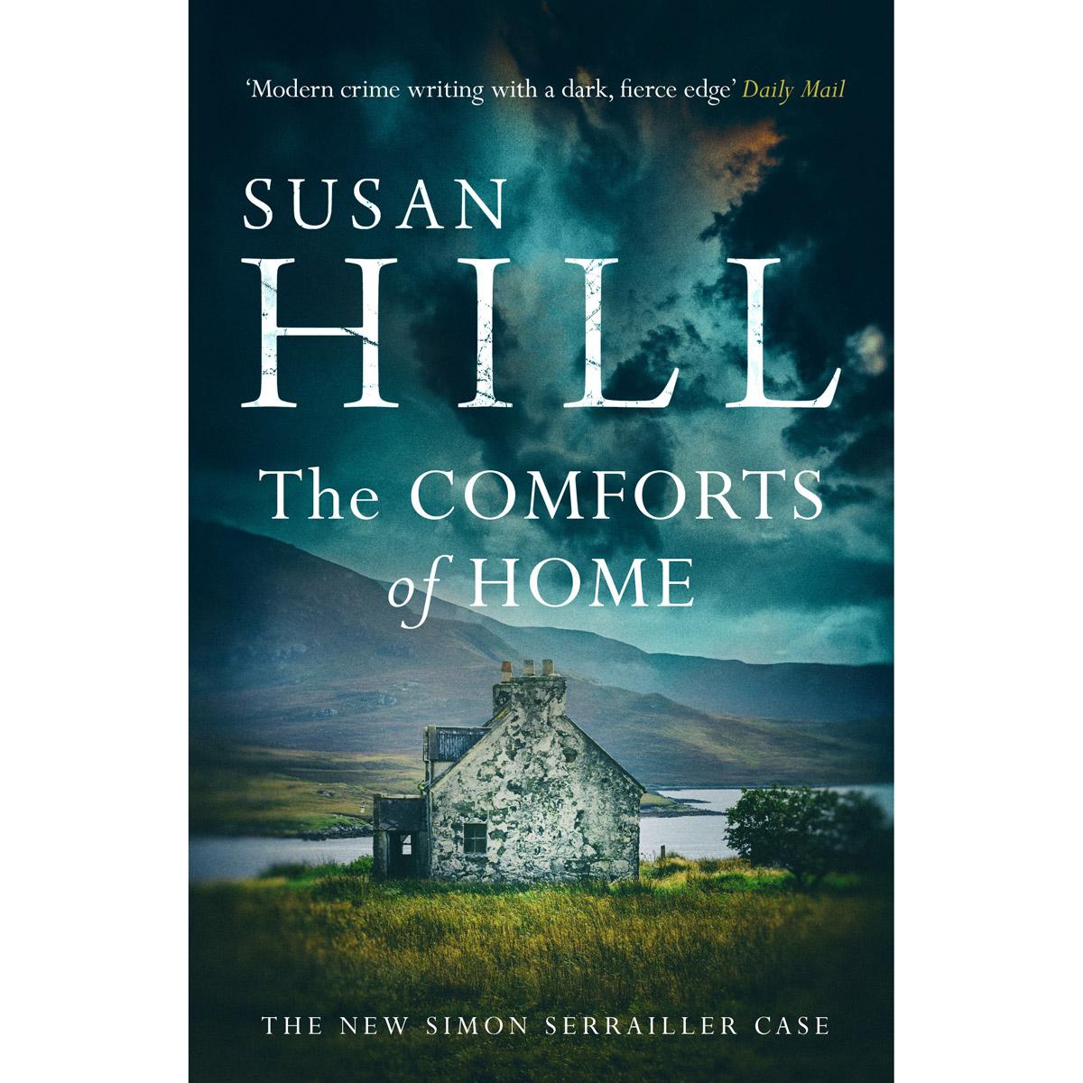An image of The Comforts of Home: Simon Serrailler Book 9 - Simon Serrailler by Susan Hill (...