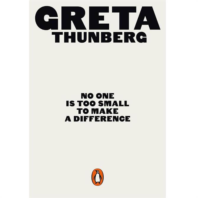 No One Is Too Small to Make A Difference By Greta Thunberg (Paperback)