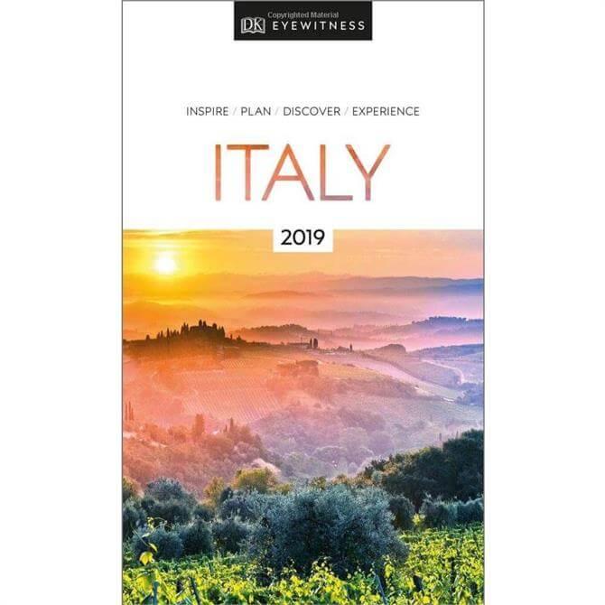 DK Eyewitness Travel Guide Italy: 2019 (Paperback)