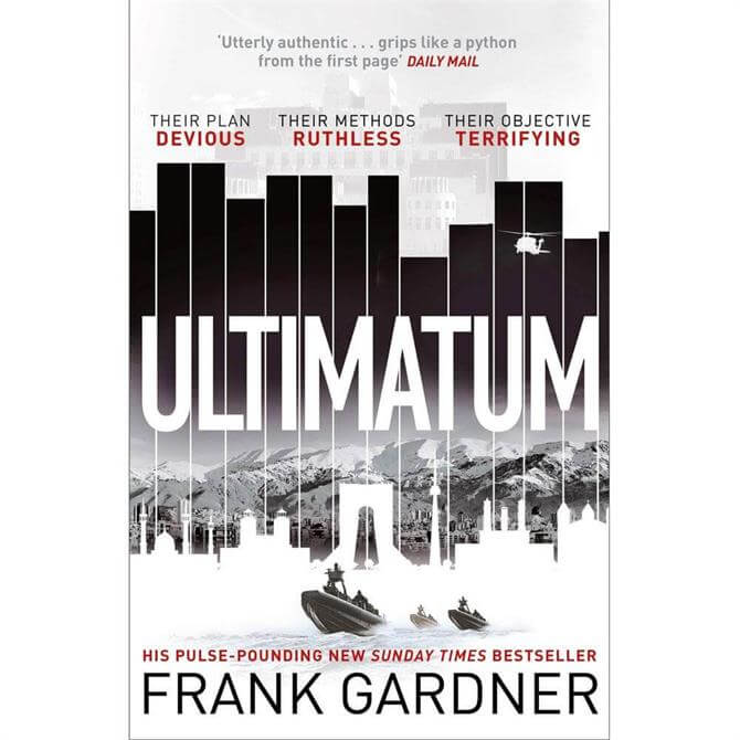 Ultimatum By Frank Gardner (Paperback)