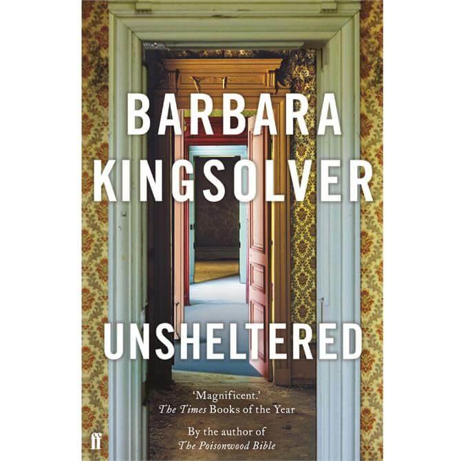 Unsheltered By Barbara Kingsolver (Paperback)