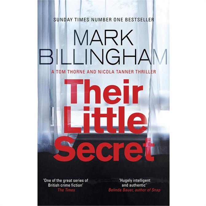 Their Little Secret By Mark Billingham (Hardback)