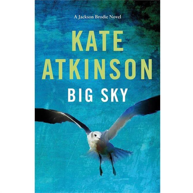 Big Sky - Jackson Brodie By Kate Atkinson (Hardback)
