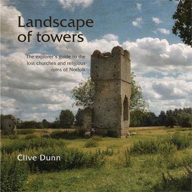 Landscape of Towers By Clive Dunn (Paperback)