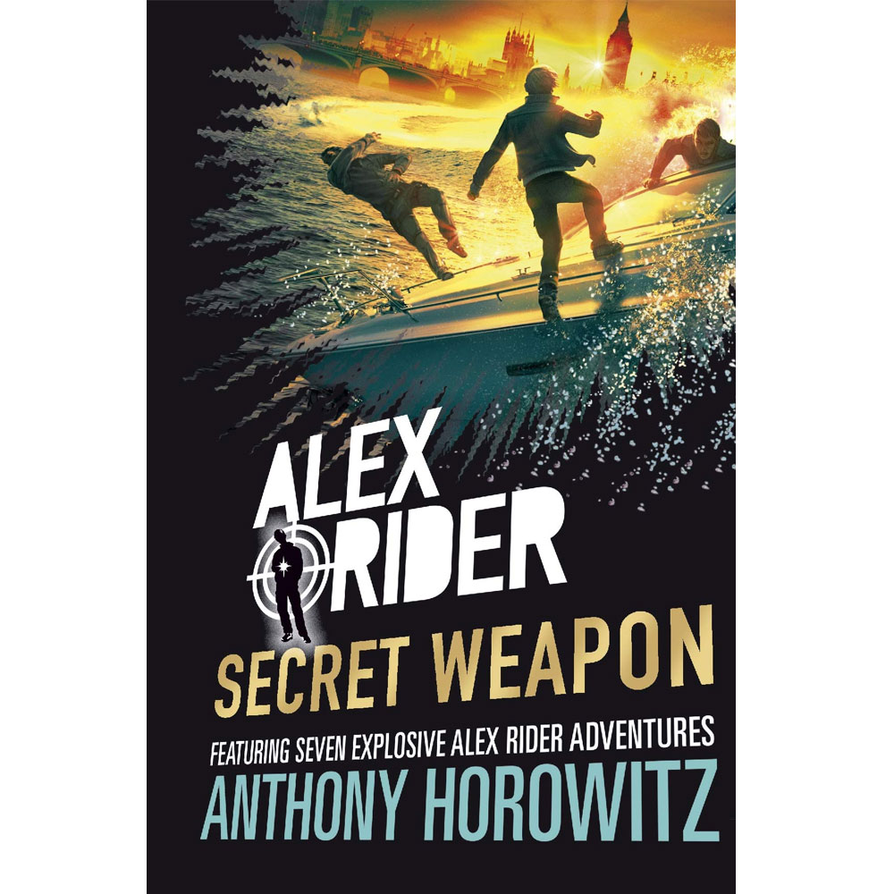 An image of Alex Rider: Secret Weapon - Alex Rider By Anthony Horowitz (Hardback)