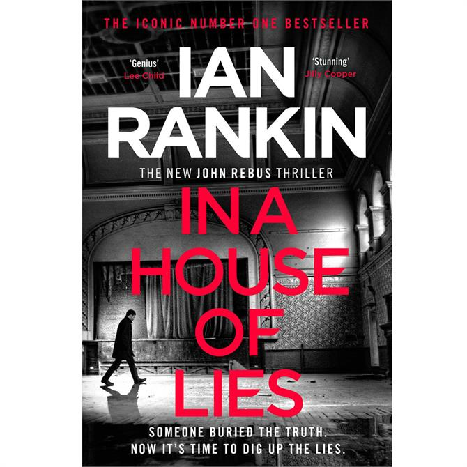 In a House of Lies By Ian Rankin (Paperback)