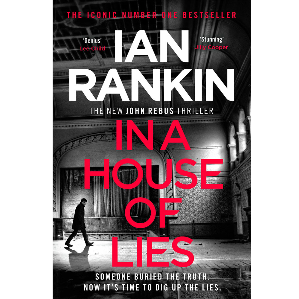 An image of In a House of Lies By Ian Rankin (Paperback)