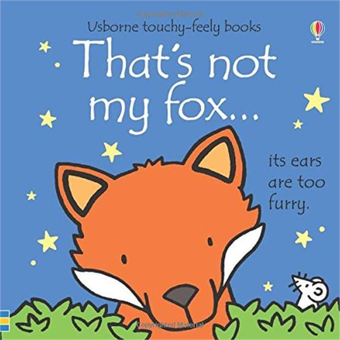 That's Not My Fox - That's Not My Series... by Fiona Watt (Board book)