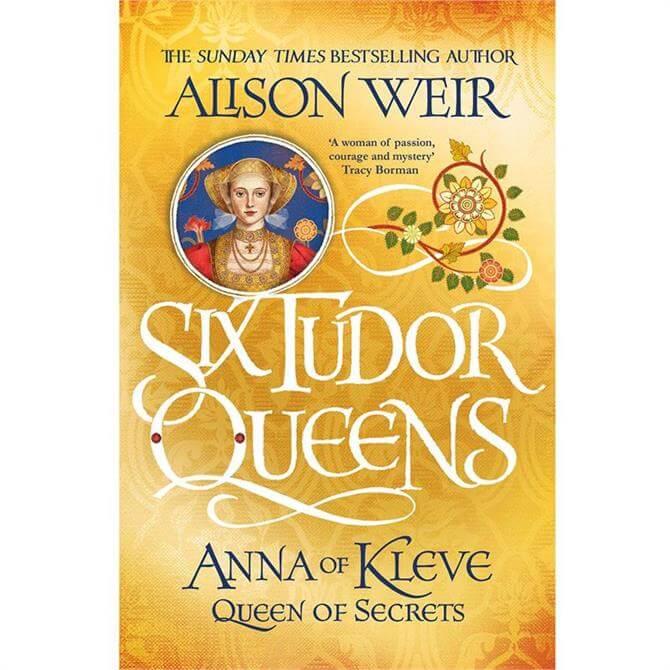 Six Tudor Queens By Alison Weir (Hardback)