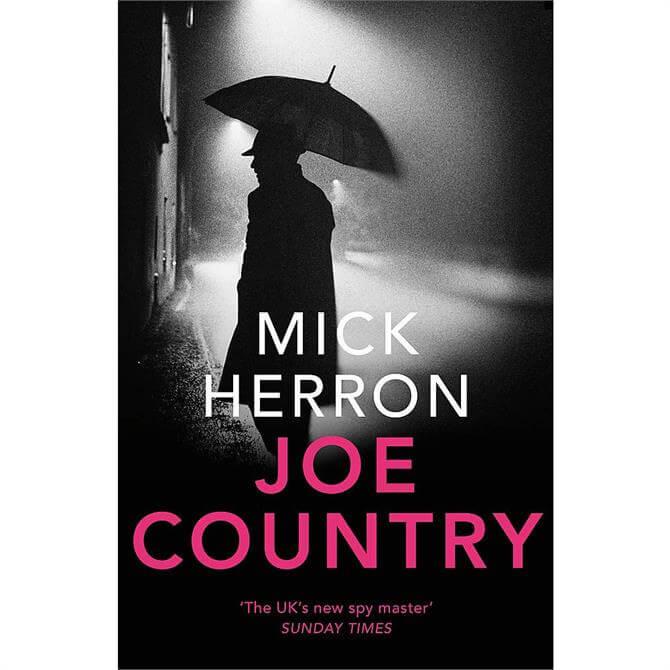 Joe Country Jackson Lamb Thriller 6 By Mick Herron (Hardback)