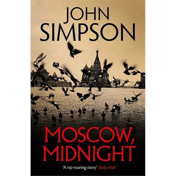 Moscow, Midnight By John Simpson (Paperback)
