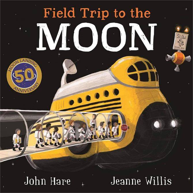 Field Trip to the Moon By Jeanne Willis (Paperback)