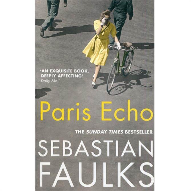Paris Echo By Sebastian Faulks (Paperback)
