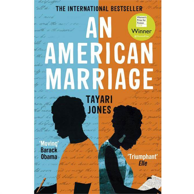An American Marriage By Tayari Jones (Paperback)