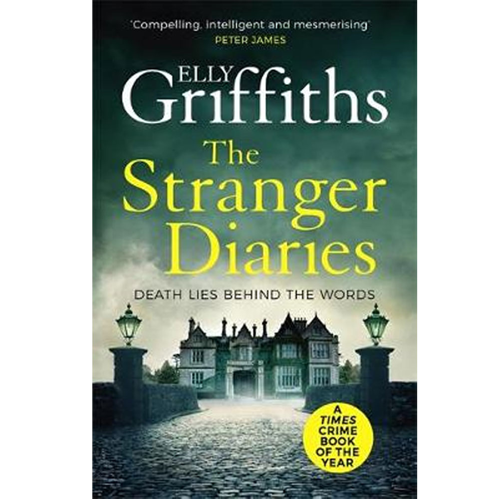 An image of The Stranger Diaries by Elly Griffiths (Paperback)