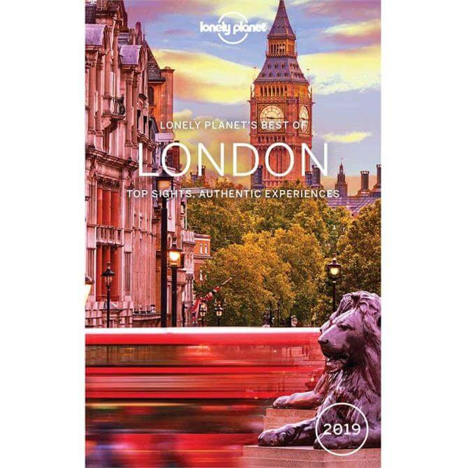 Lonely Planet Best of London 2019 Travel Guide (Paperback)