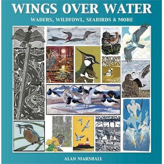 Wings Over Water By Alan Marshall (Hardback)
