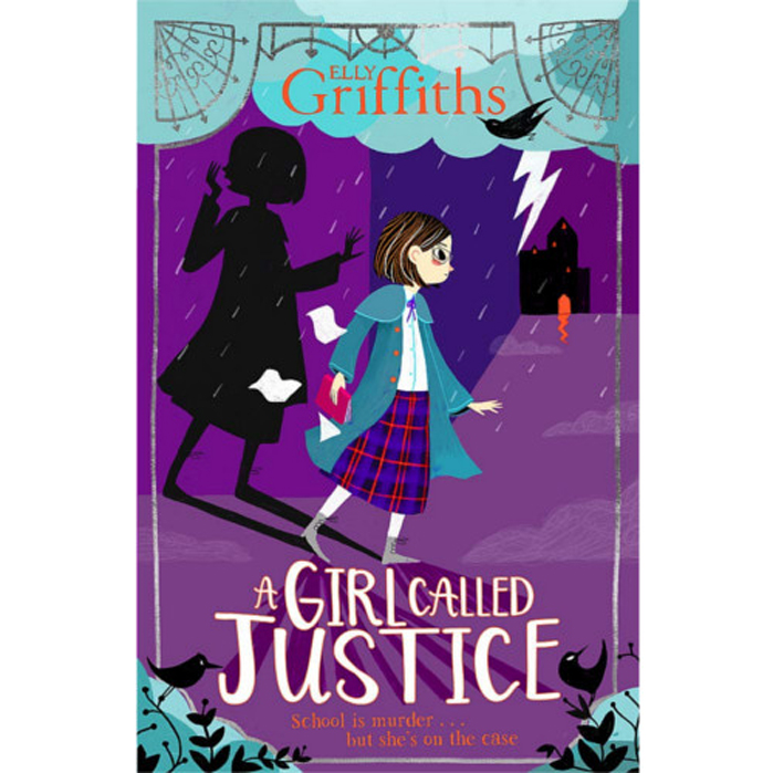 An image of A Girl Called Justice By Elly Griffiths (Paperback)