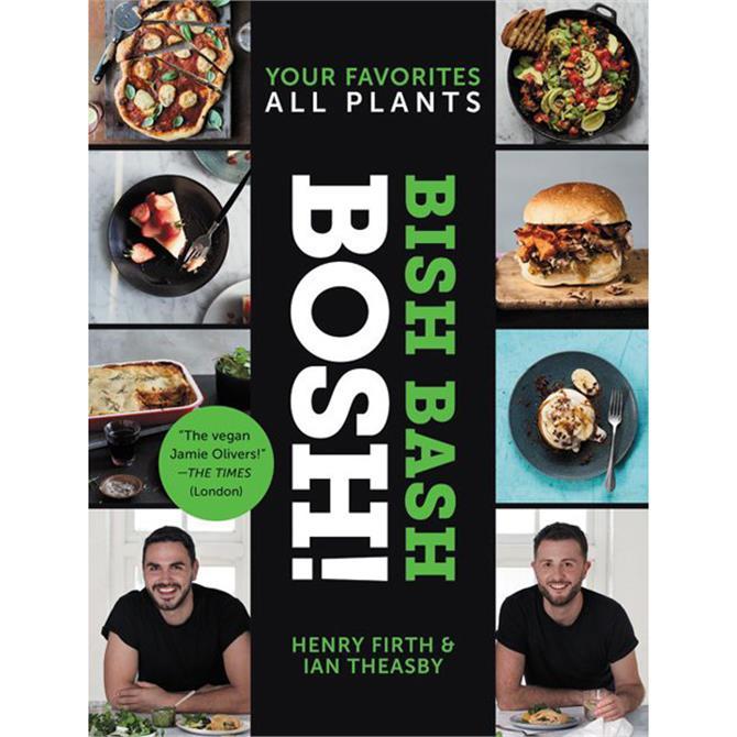 BISH BASH BOSH! by Henry Firth & Ian Theasby (Hardback)