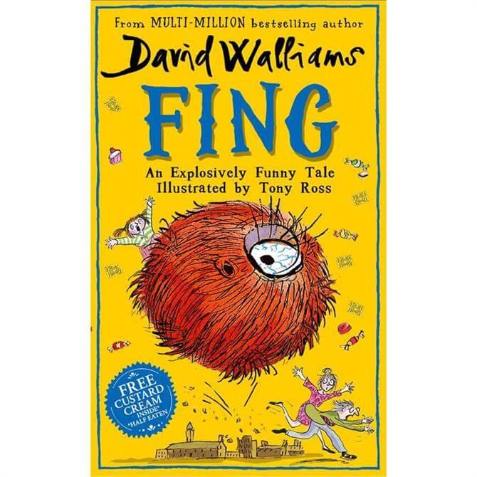 Fing by David Walliams & Tony Ross (Hardback)