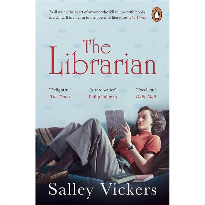 The Librarian by Salley Vickers (Paperback)
