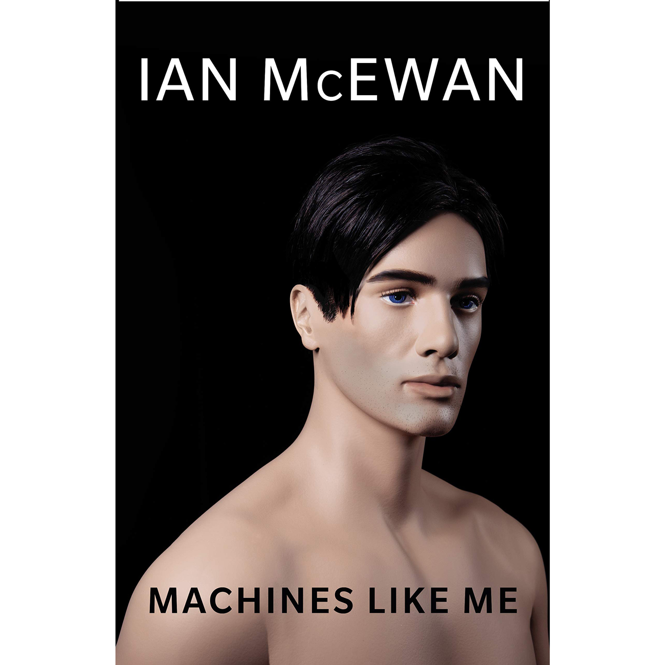 An image of Machines Like Me by Ian McEwan (Hardback)