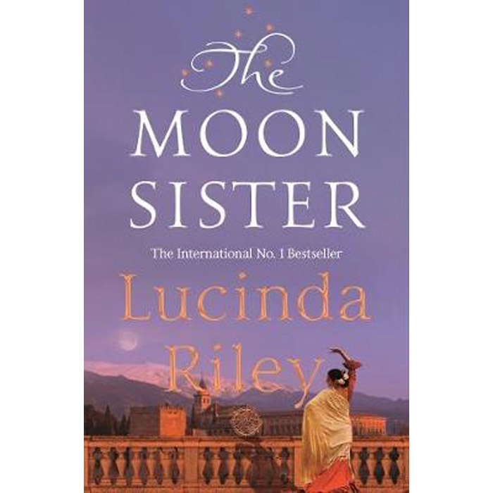 An image of The Moon Sister - The Seven Sisters by Lucinda Riley (Paperback)