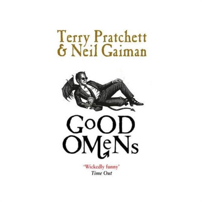 Good Omens by Terry Pratchett And Neil Gaiman (Paperback)