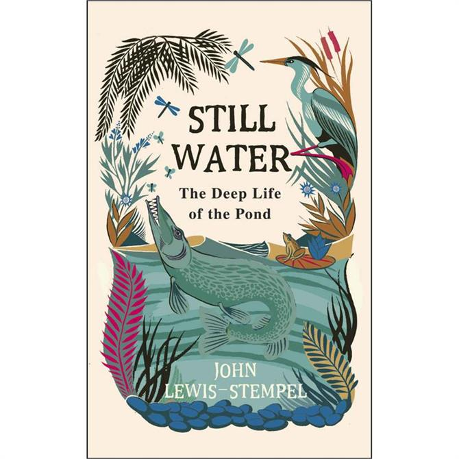 Still Water: The Deep Life of the Pond by John Lewis-Stempel (Hardback)