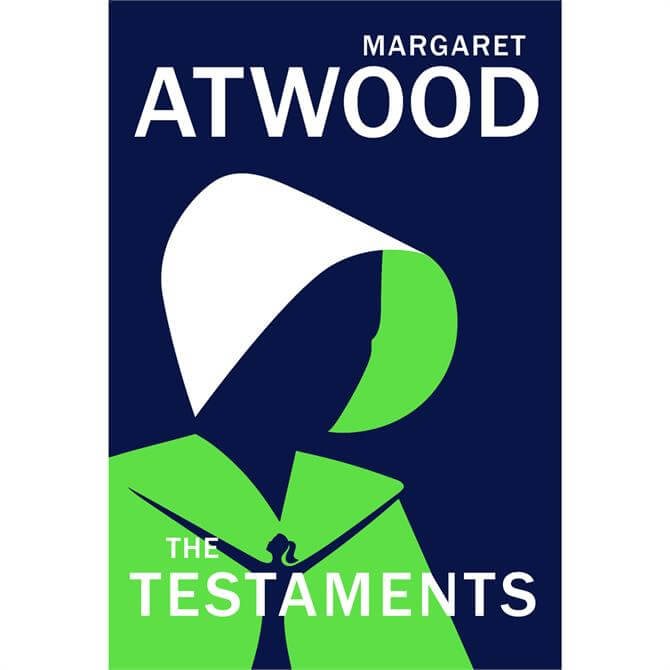 The Testaments by Margaret Atwood (Hardback)