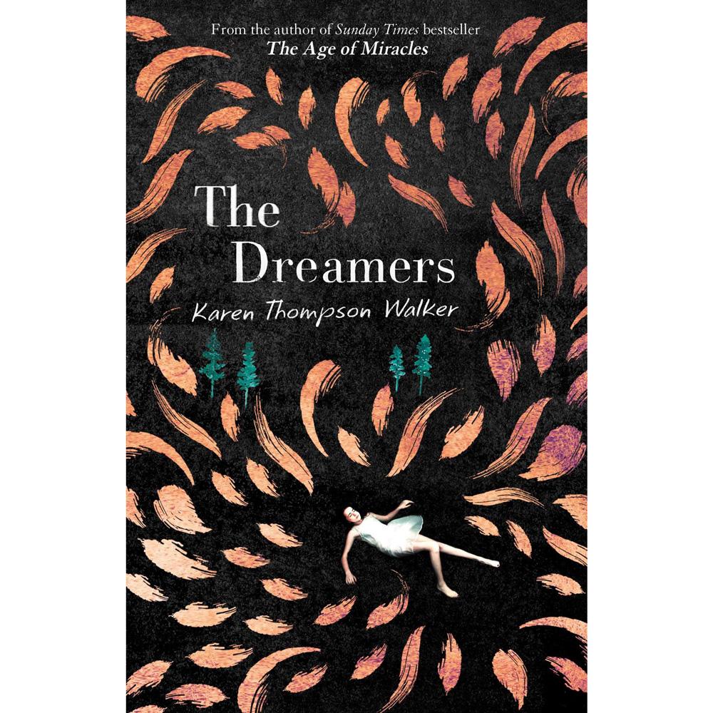 An image of The Dreamers by Karen Thompson Walker (Hardback)