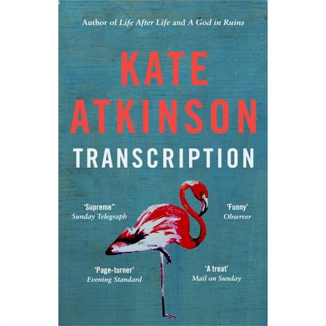Transcription by Kate Atkinson (Paperback)