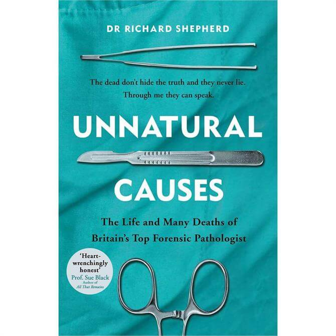 Unnatural Causes by Dr Richard Shepherd (Paperback)