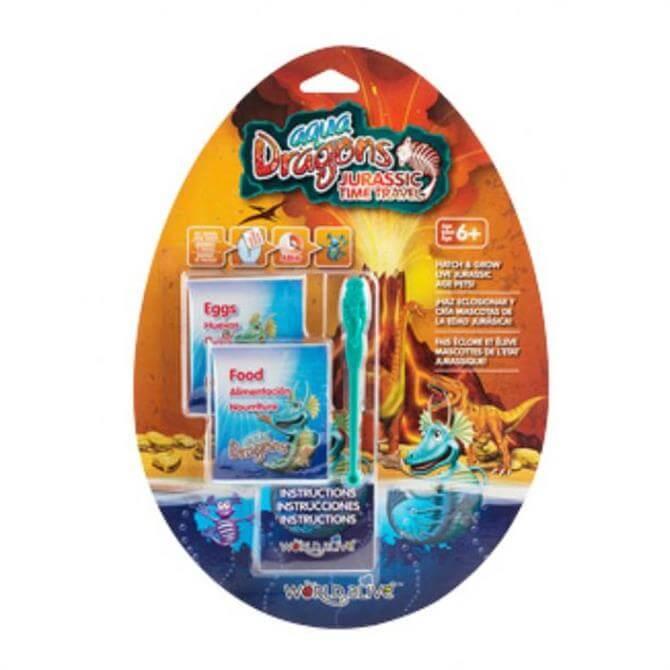 Brainstorm Aqua Dragons Jurassic Time Travel