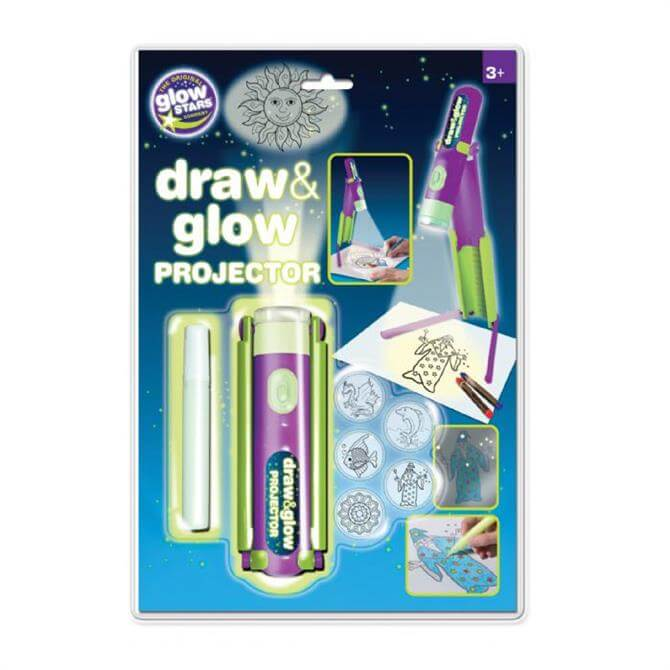 Brainstorm Draw and Glow Projector