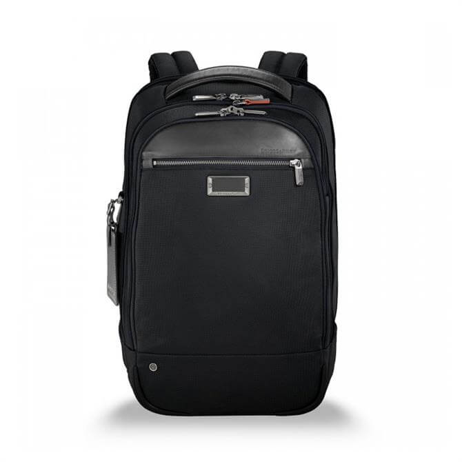 Briggs & Riley At Work Medium Business Backpack - Black