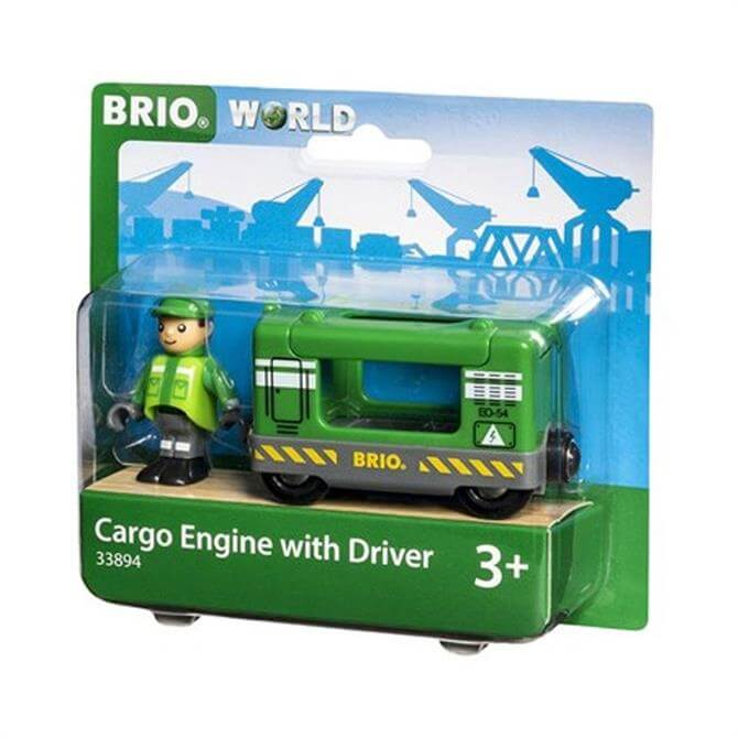 Brio Cargo Engine with Driver 33894