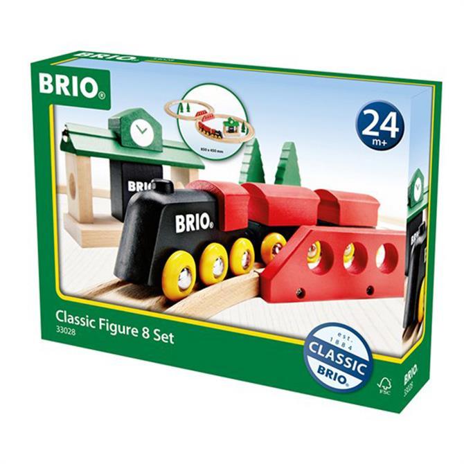 Brio Classic Figure of Eight Set