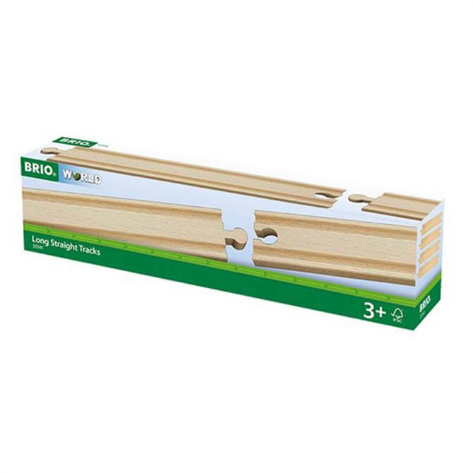Brio Long Straight Tracks 216mm