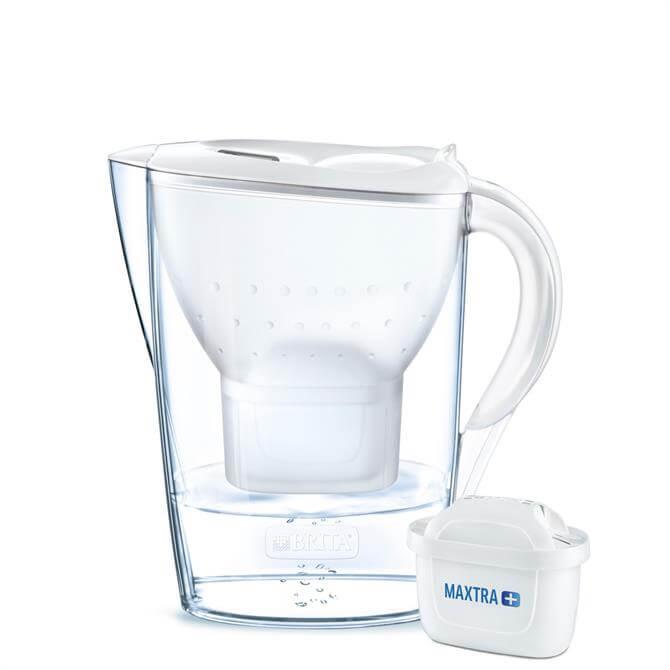 Brita Marella White Cool Water Filter Jug