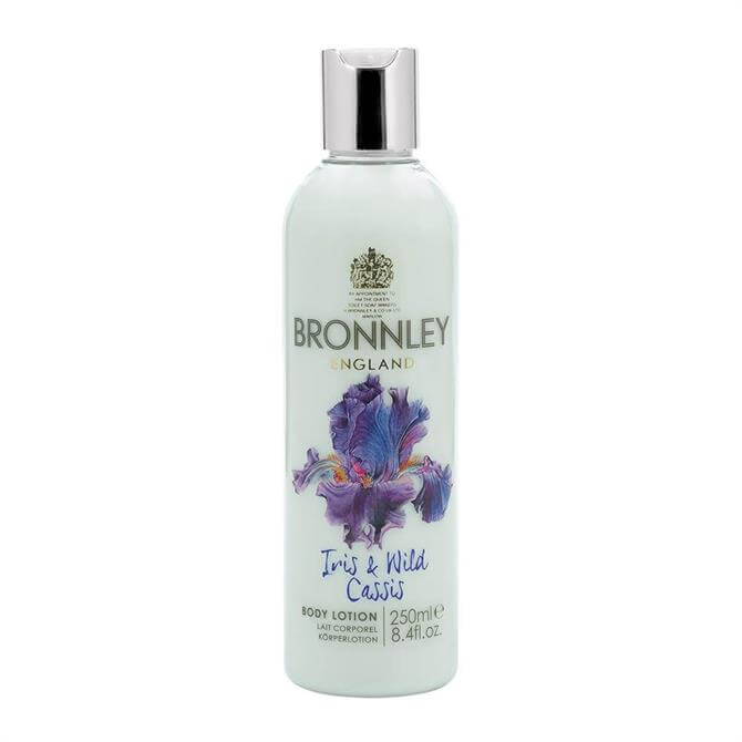 Bronnley Iris & Wild Cassis Body Lotion 250ml