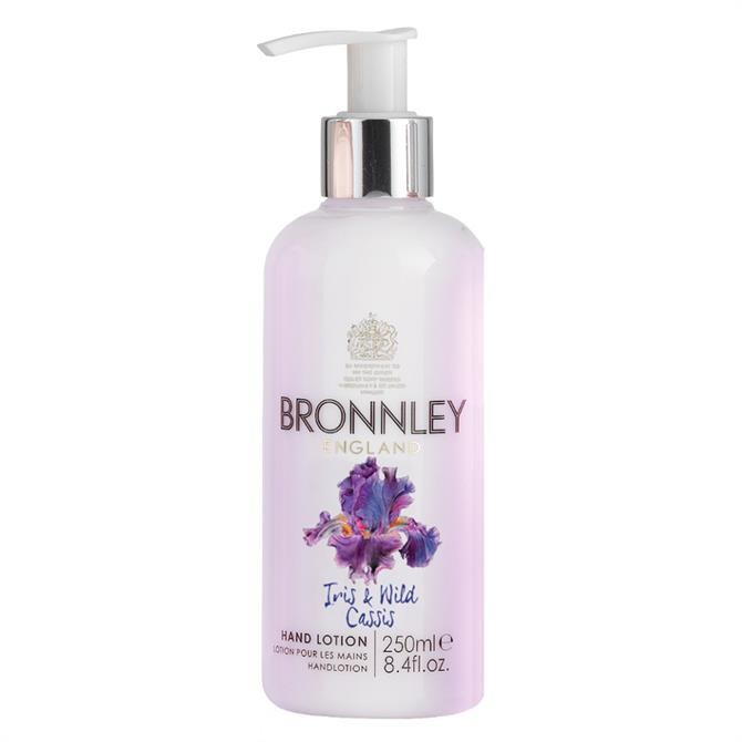 Bronnley Iris & Wild Cassis Hand Lotion 250ml
