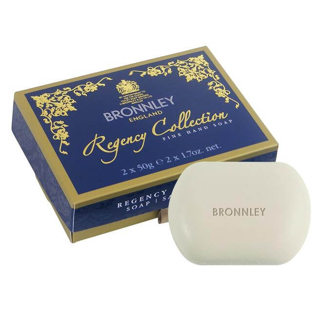 Bronnley Regency Collection Soap x2 50g