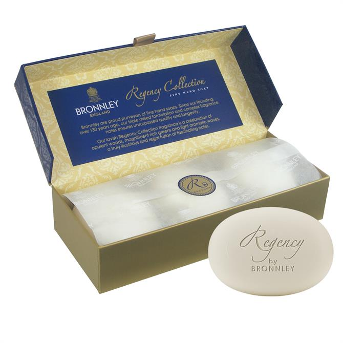 Bronnley Regency Collection Soap 3 x 100g